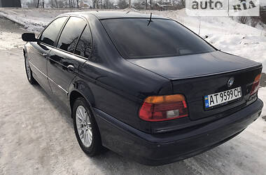 BMW 530 2002 в Ивано-Франковске