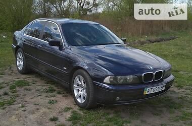 Седан BMW 530 2001 в Кременце