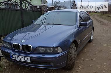 BMW 530 2002 в Иршаве