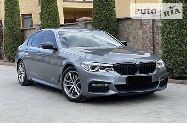 BMW 530 2017 в Тернополе