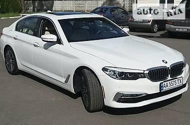 Седан BMW 530 2018 в Києві