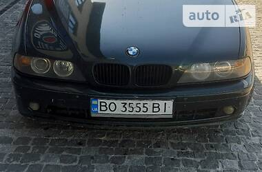 Седан BMW 530 2001 в Тернополе