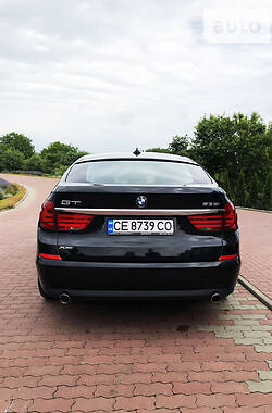 Ліфтбек BMW 535 GT 2013 в Чернівцях