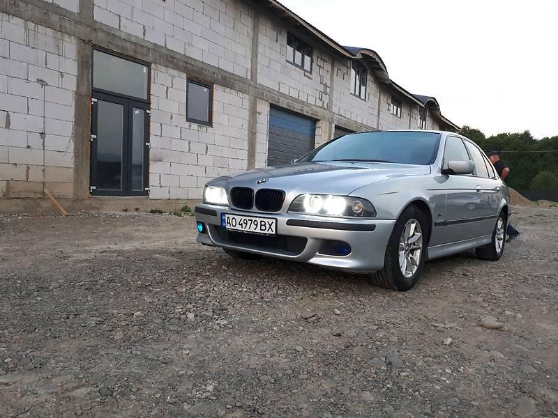 BMW 535 1998 в Тячеві