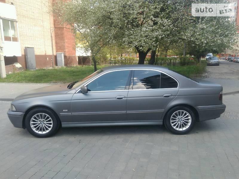 Седан BMW 535 2003 в Львові