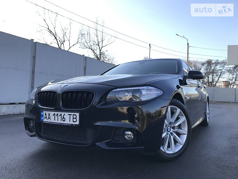 BMW 535 2016 в Киеве