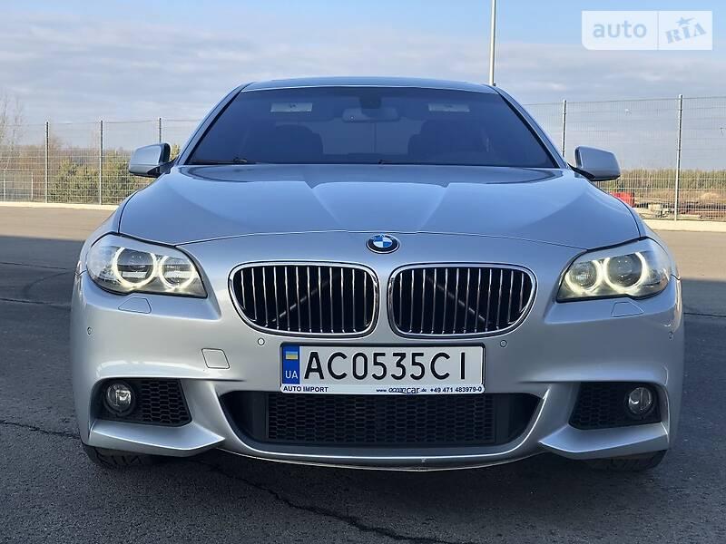 BMW 535 2011 в Ковеле