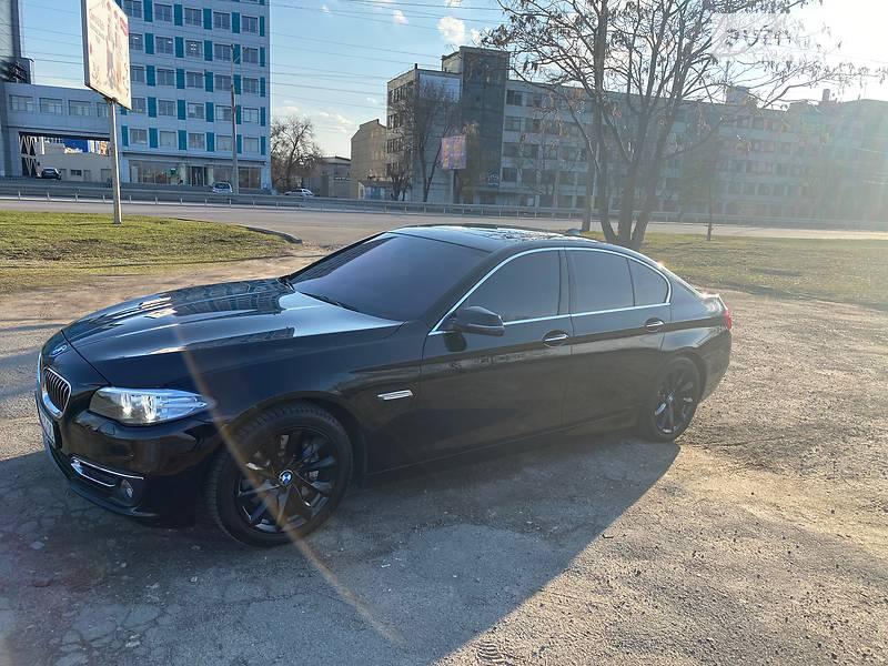 Седан BMW 535 2013 в Дніпрі