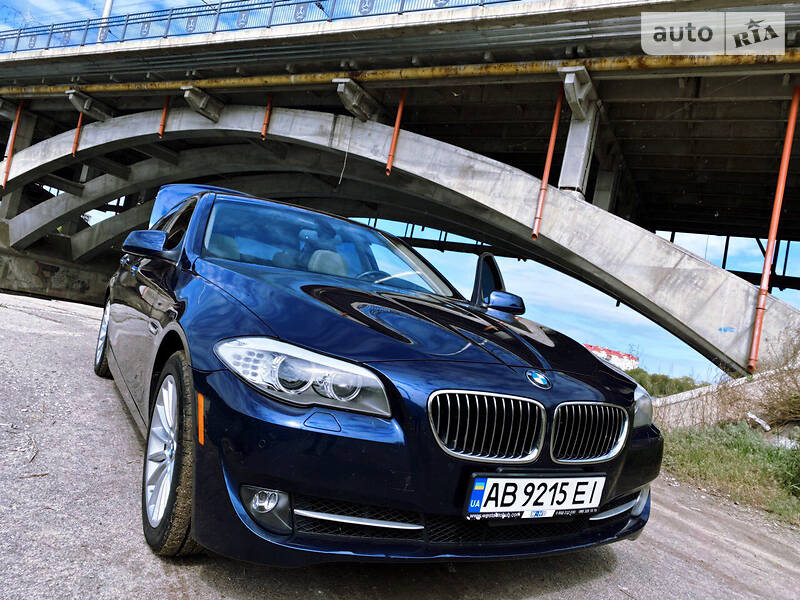 Седан BMW 535 2011 в Вінниці