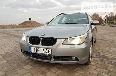 BMW 535 2006 в Днепре