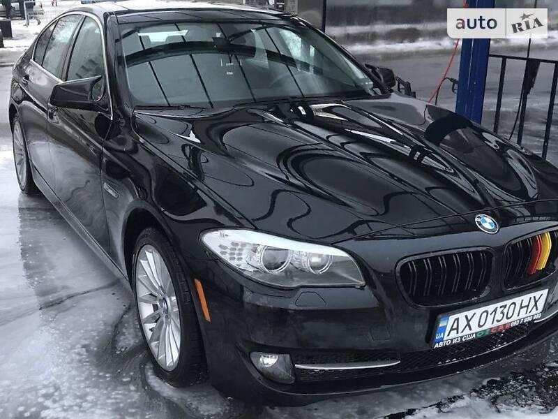 BMW 535 2012 в Харькове