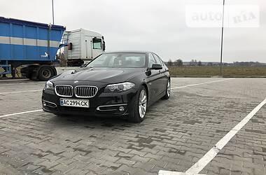 Седан BMW 535 2014 в Луцке