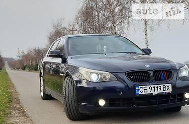 BMW 535 2005 в Черновцах