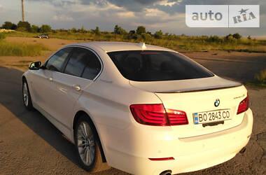 Седан BMW 535 2013 в Тернополе