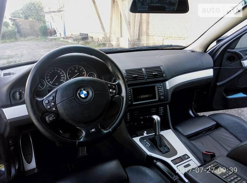 BMW 540 1999 в Луцке