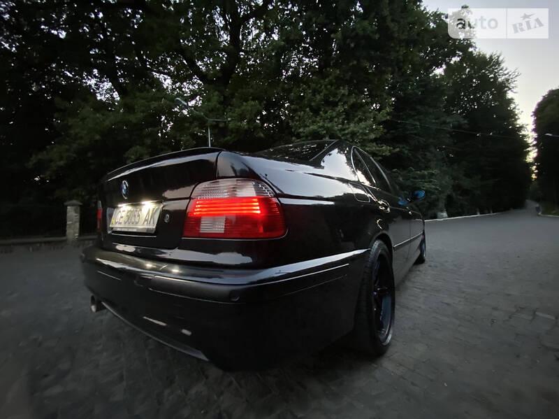 BMW 540 2002 в Черновцах