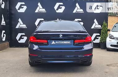 Седан BMW 540 2017 в Києві