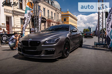 BMW 6 Series Gran Coupe 2015 в Києві