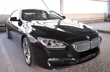 BMW 6 Series Gran Coupe 2013 в Киеве