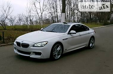 BMW 6 Series Gran Coupe 2013 в Одессе