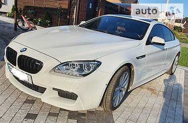 BMW 6 Series Gran Coupe 2012 в Сумах