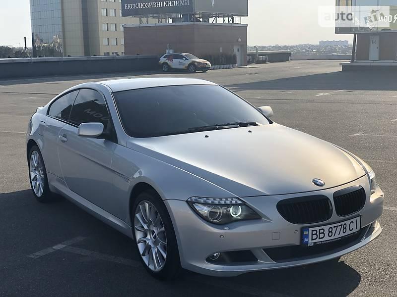 BMW 6 серия 2008 года в Киеве