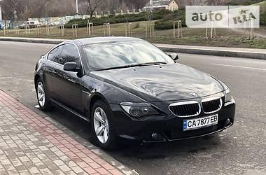 BMW 630 2006 в Черкассах
