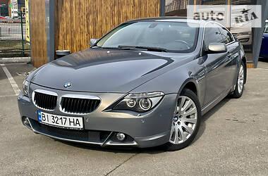 BMW 630 2006 в Києві
