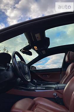 Седан BMW 640 2012 в Харкові