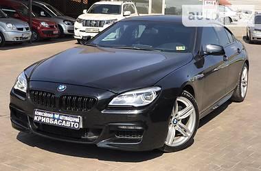 Седан BMW 640 2014 в Кривому Розі