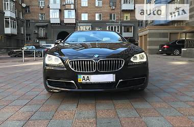Купе BMW 650 2013 в Киеве