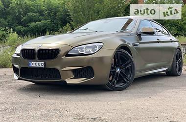 Купе BMW 650 2013 в Львове