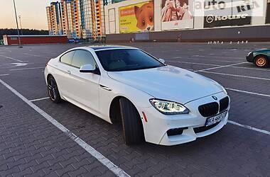 Купе BMW 650 2012 в Киеве