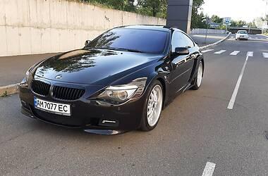 Седан BMW 650 2007 в Києві