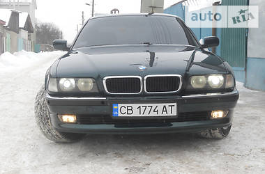 BMW 725 1997