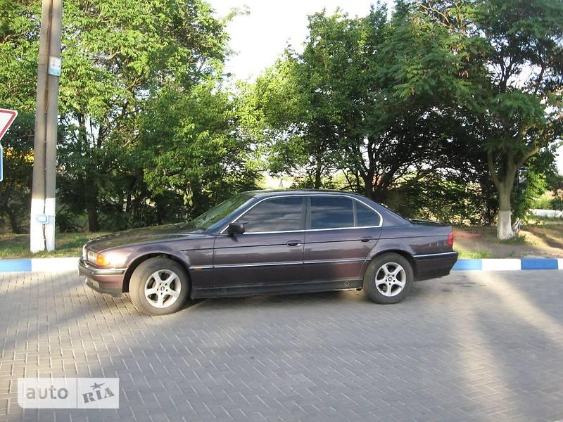 BMW 728 1999 в Запорожье