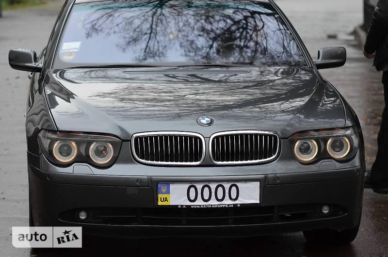 BMW 730 2004 в Нежине