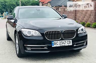 BMW 730 LONG X DRIVE