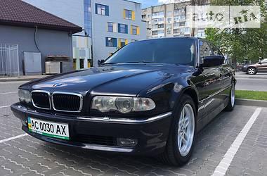 BMW 730 2000 в Луцке