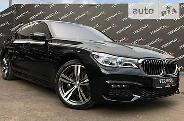 BMW 730 D M-Package Xdrive