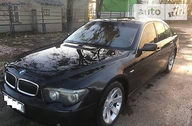 BMW 730 2004