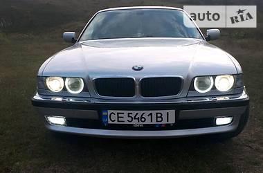 BMW 730 2000 в Черновцах