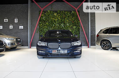 BMW 730 2016 в Одесі