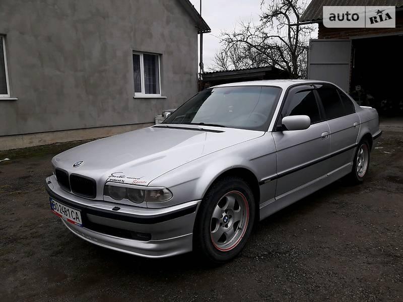 BMW 730 2000 в Чорткове