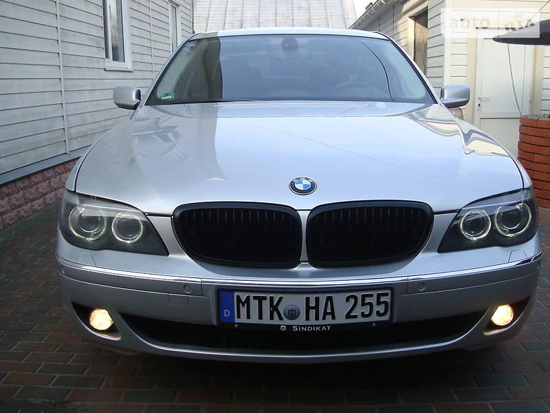BMW 730 2008 в Ровно