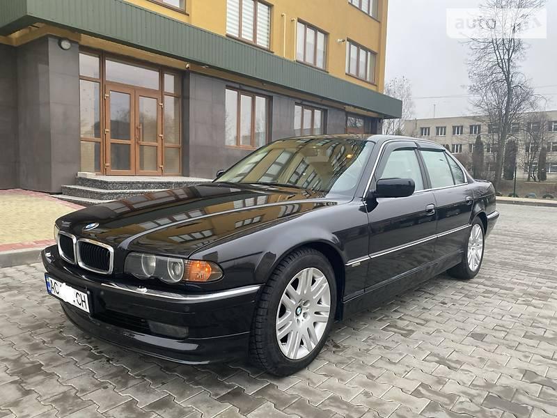 BMW 730 1999 в Луцке