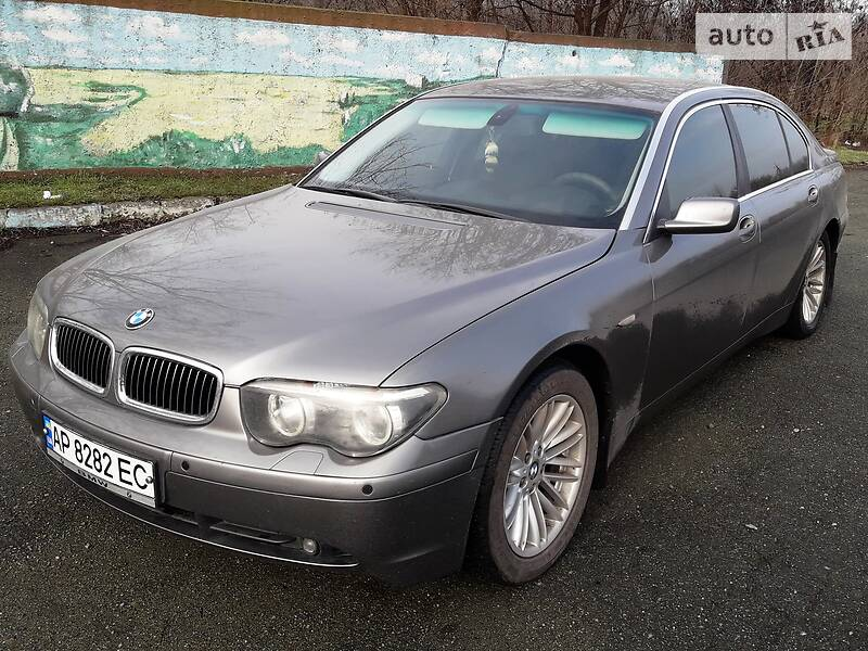 BMW 730 2003 в Мелитополе