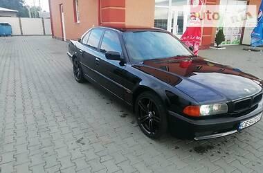 BMW 730 1996 в Черновцах