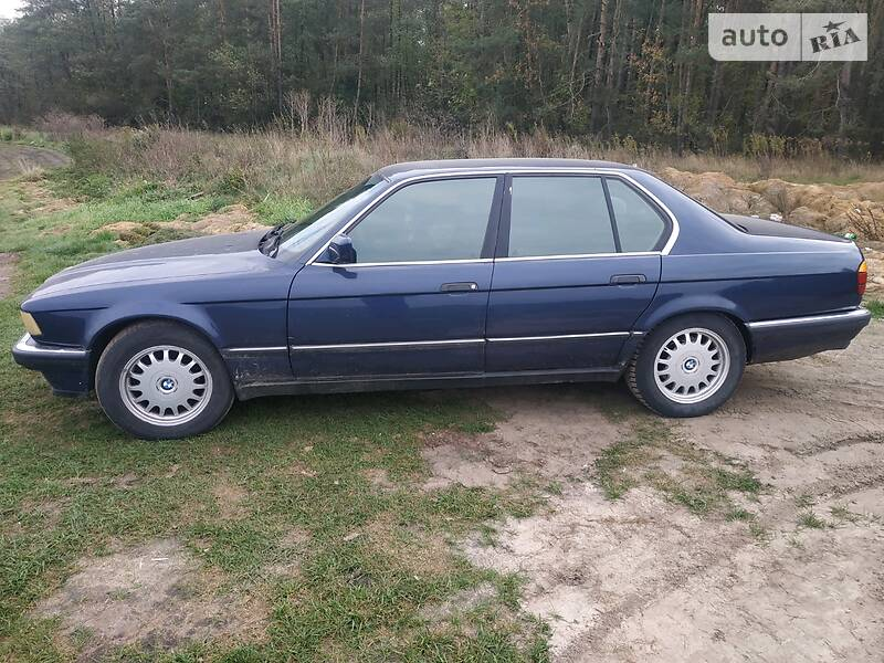 BMW 730 1992 в Львове