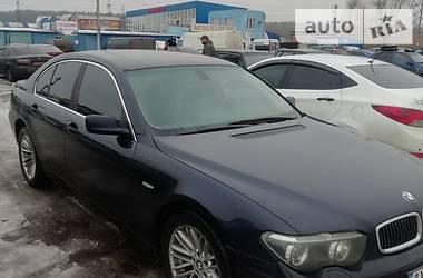 BMW 730 2004 в Харькове
